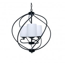 Lampa wisząca Berella Light Irikos P03 BL0133